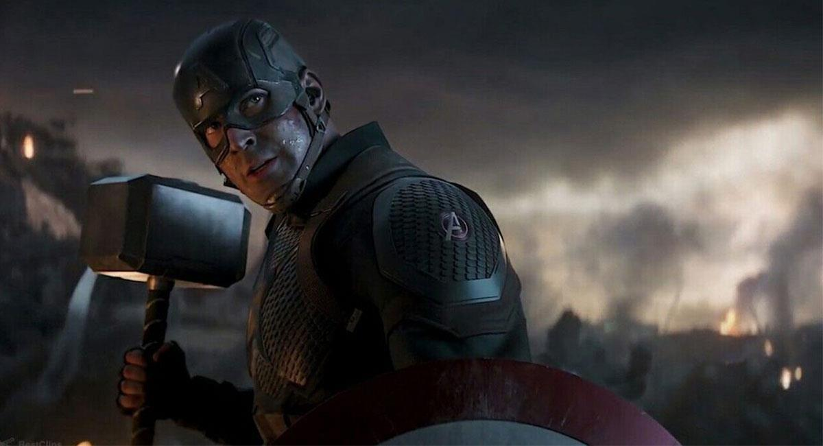 """Chris Evans se despidió de su papel del Capitán América en """"Avengers Endgame"""". Foto: Twitter @CaptainAmerica"""