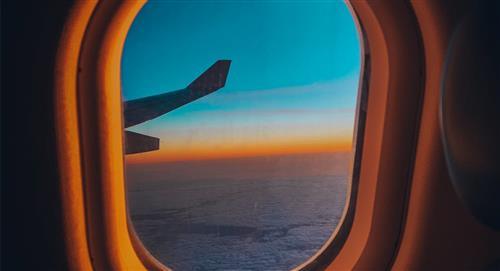 """9 recomendaciones para tener mejores hábitos """"bioseguros"""" a la hora de viajar en avión"""