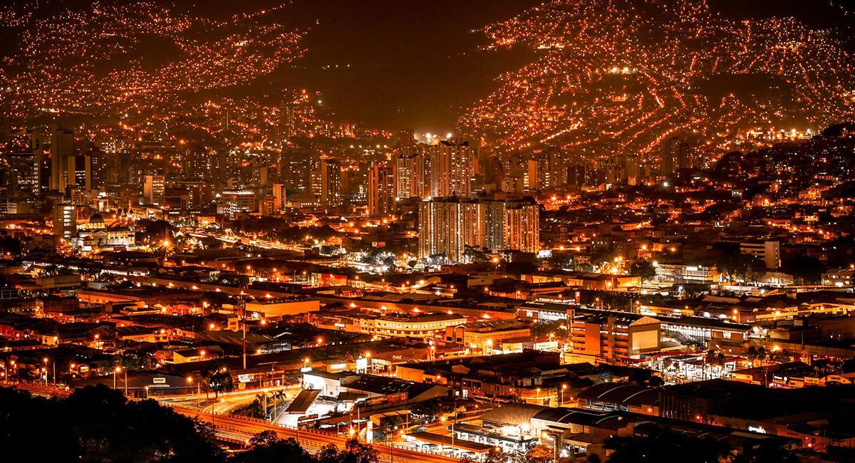 Medellín está entre uno de los destinos nacionales favoritos de los colombianos. Foto: Pexels