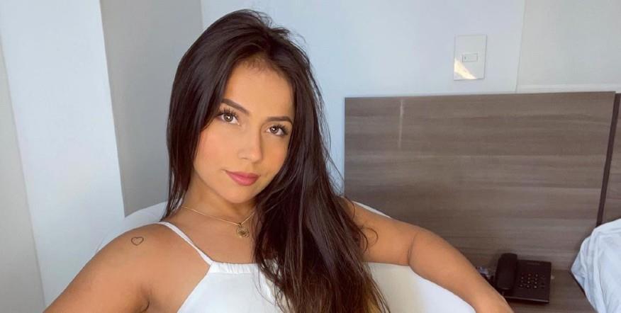 Aída Cortés estaría saliendo ahora con el cantante de música urbana, Quintana. Foto: Instagram