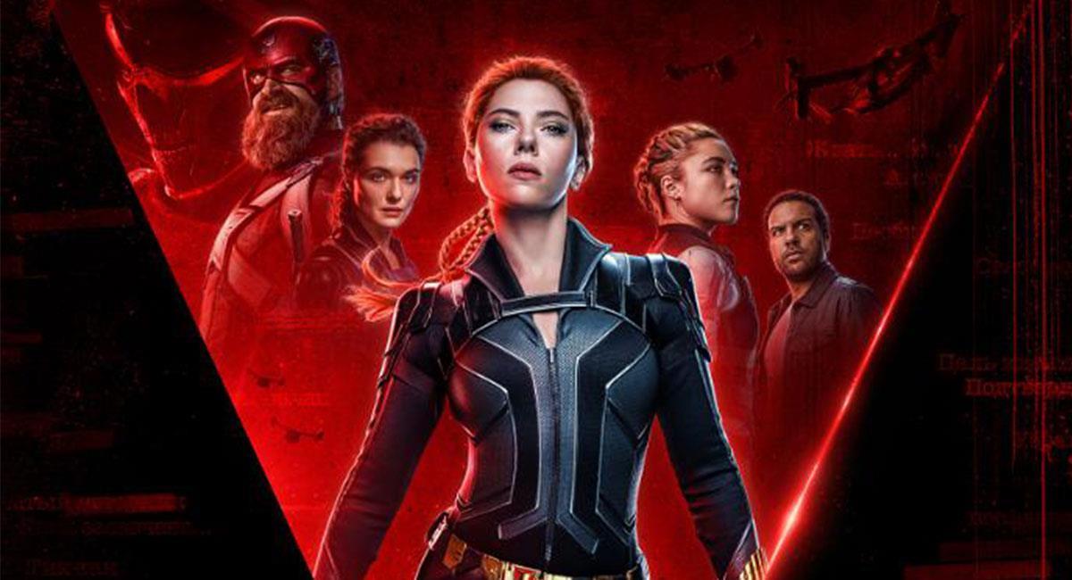 """""""Black Widow"""" será la primer película de la fase 4 del UCM. Foto: Twitter @theblackwidow"""
