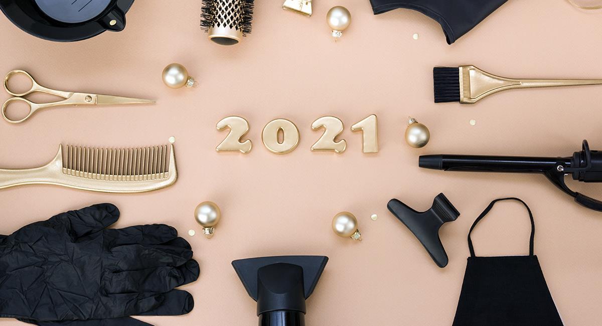 Colores, cortes y estilos en el cabello que son tendencia en el 2021. Foto: Shutterstock