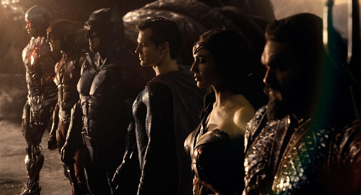 """La nueva versión de """"Justice League"""" es la segunda mejor película de superhéroes en IMDb. Foto: Twitter @snydercut"""