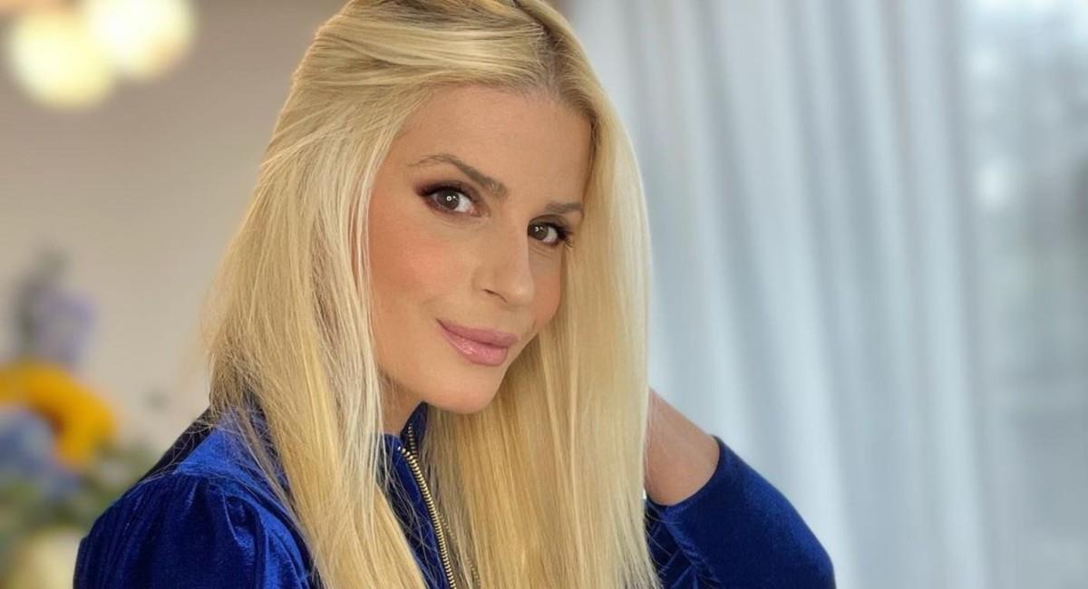 La presentadora pidió no incomodar a más mujeres con comentarios abusivos como los que recibió. Foto: Instagram