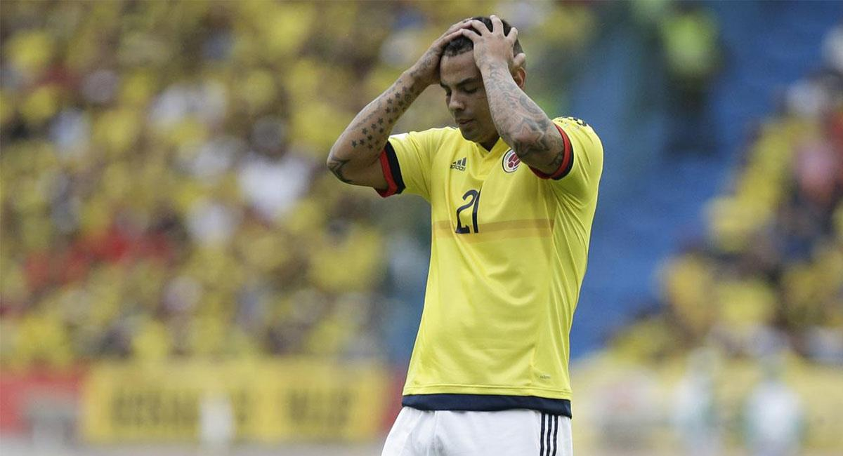 Edwin Cardona no fue convocado para el Mundial de Rusia 2018. Foto: Twitter @Antena2RCN