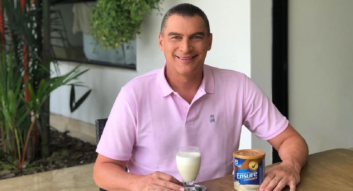 Faryd Mondragón, comentarista de Win Sports. Foto: Instagram @farydmondragon