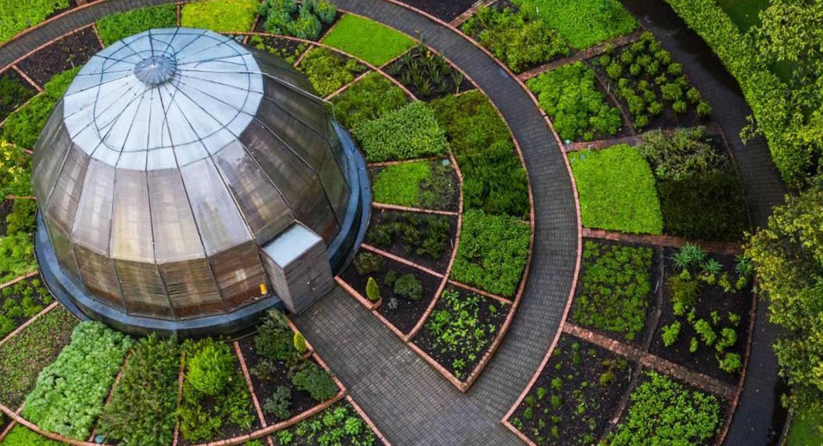 """El Jardín Botánico de Bogotá abrirá sus """"puertas al público"""". Foto: Twitter @JardínBotanicoBogota"""