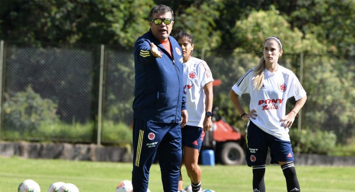 La Selección Colombia Femenina viene de caer en dos amistosos ante Estados Unidos. Foto: Twitter @FCFSeleccionCol