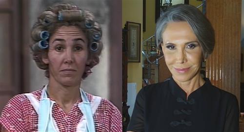 """""""Mejor vayan a cuidar a su abuela"""": Reacción de 'Doña Florinda' ante viajes en medio de la pandemia"""