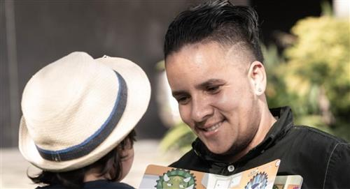 Un hombre trans logró el sueño de dar a luz a su hijo en Medellín