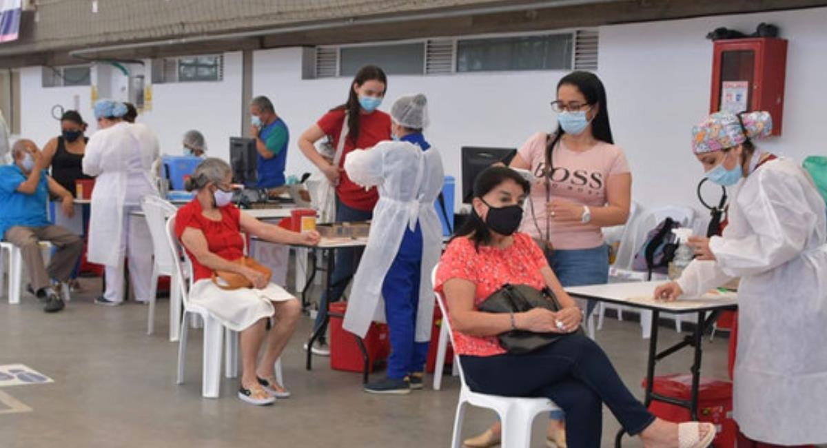Nuevo megacentro de vacunación en Cali estará ubicado en Ciudadela Nuevo Latir. Foto: Alcaldía de Cali