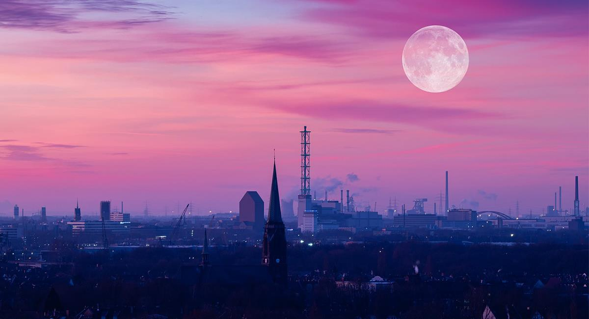 La 'Luna' podría verse desde Colombia, con mayor brillo y tamaño. Foto: Pixabay