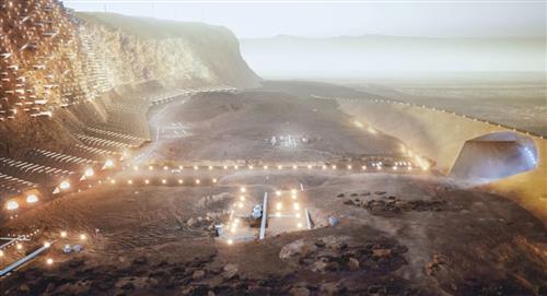 Nuwa, la primera ciudad con humanos en Marte que estará lista en el 2.100