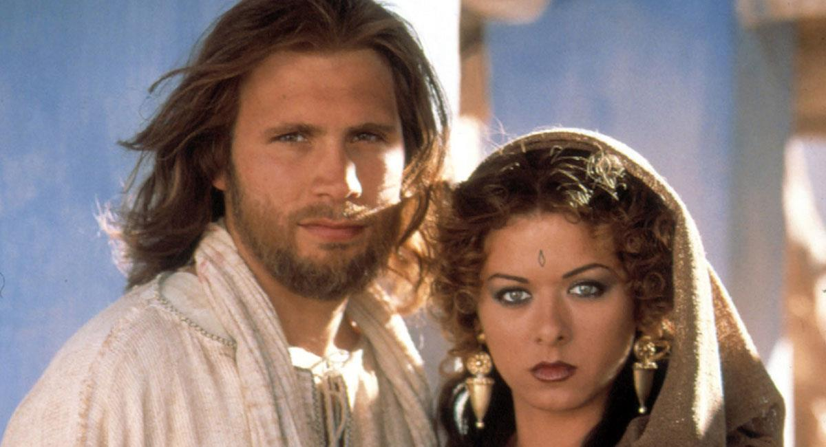 """""""Jesus"""" de 1999 es una de las películas religiosas por excelencia. Foto: Twitter @goodacre"""