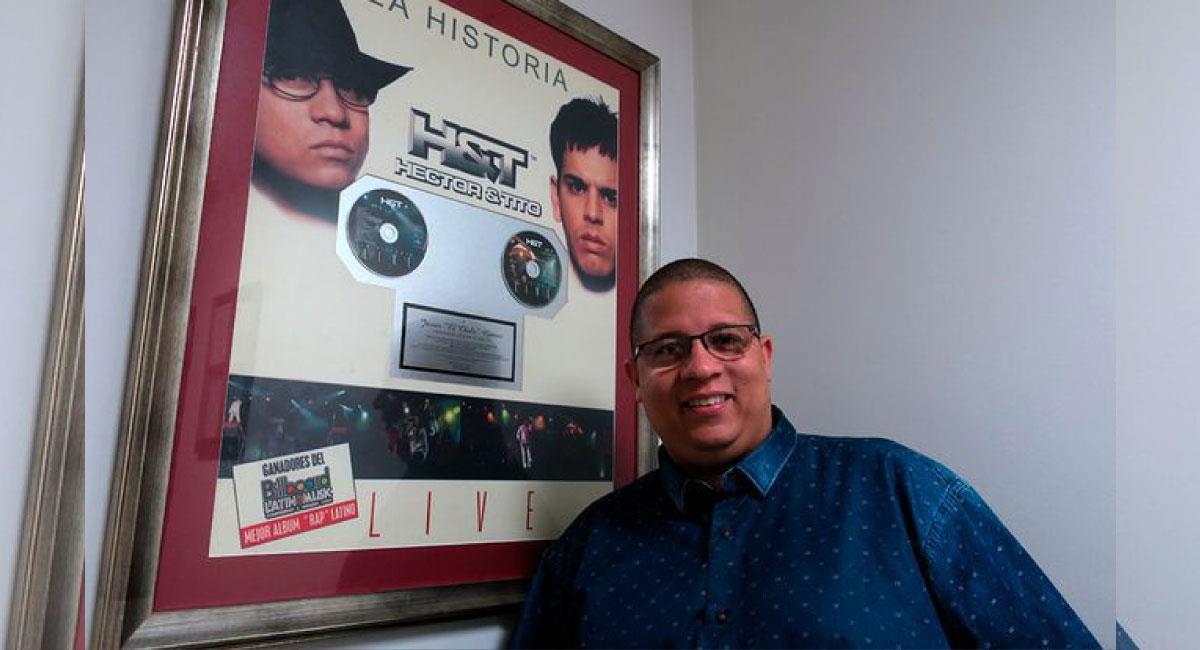 """Héctor """"El Father"""" saca nuevo álbum. Foto: EFE"""