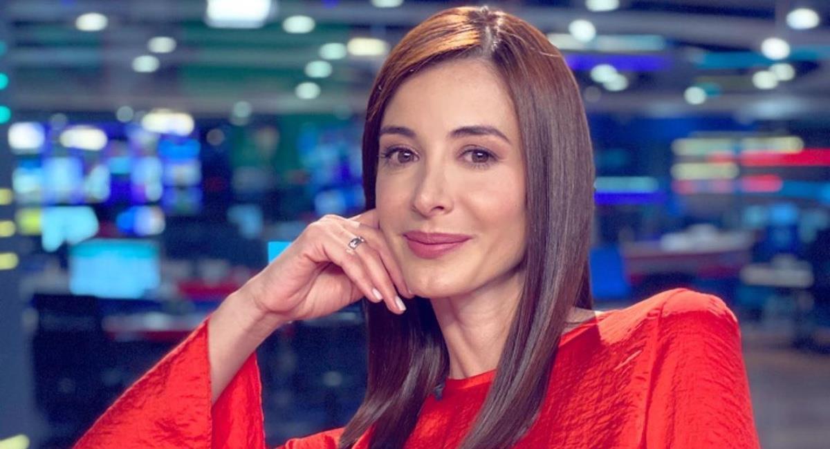 La presentadora tiene una figura de infarto. Foto: Instagram @alegi