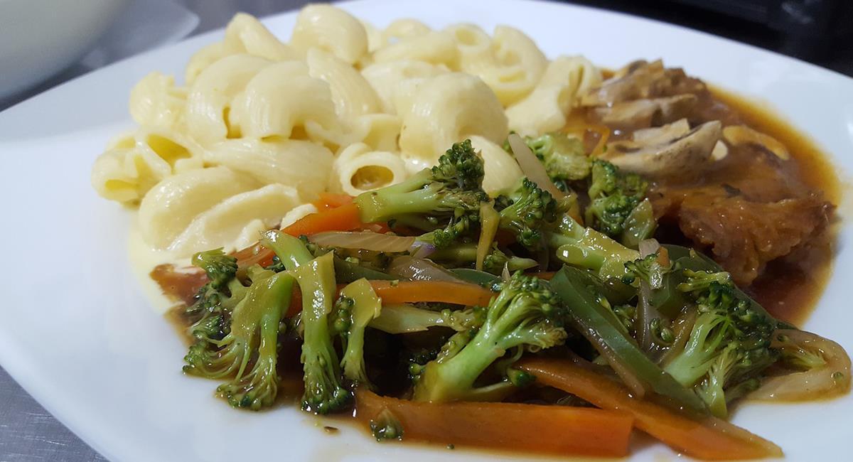 Comer carnes con champiñones te brindará un gran aporte de vitamina D. Foto: Pixabay