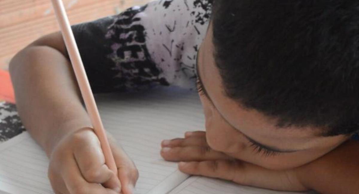 Colegios de Medellín mantienen actividades en casa. Foto: Alcaldía de Medellín