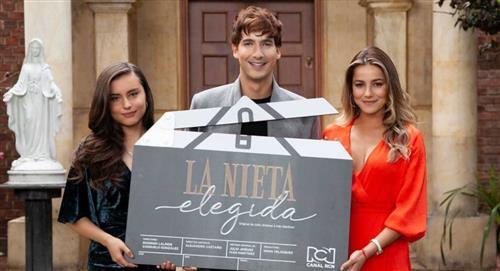 """""""La nieta elegida"""", nueva serie de suspenso con la que RCN pretende barrer en rating"""