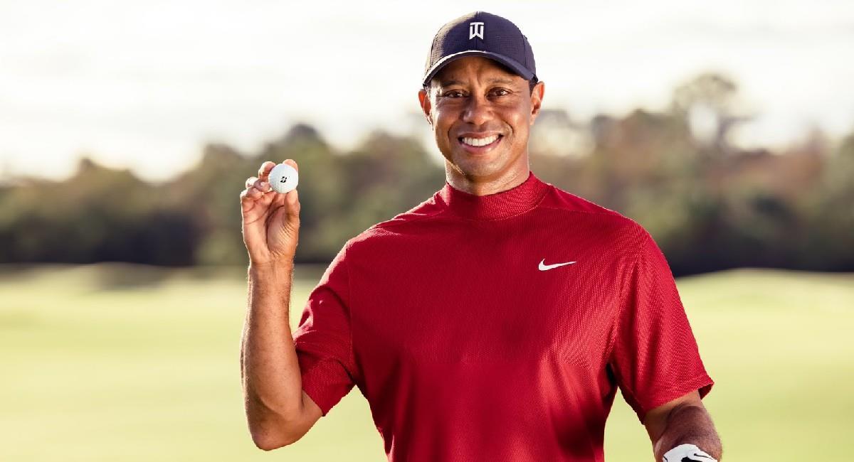 Tiger Woods sufrió un accidente el pasado 23 de febrero. Foto: Twitter @Dimayor