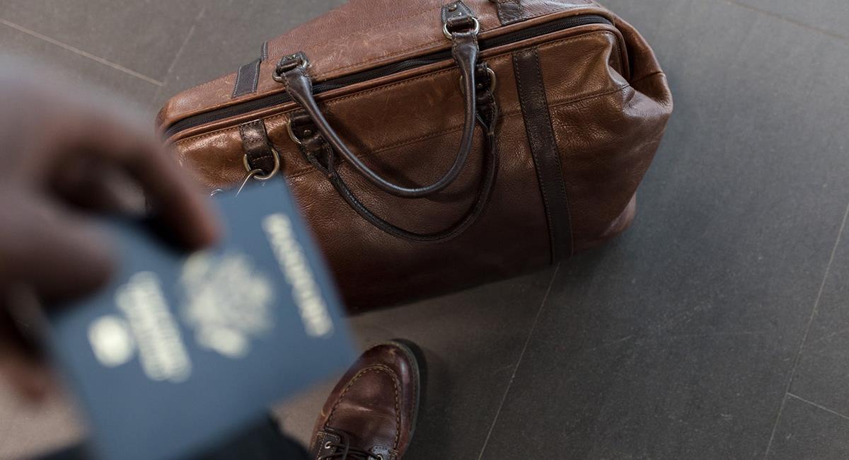 """Los 'viajeros' que anhelan salir del país, """"esperan poder vacunarse"""" para poder viajar. Foto: Pexels"""