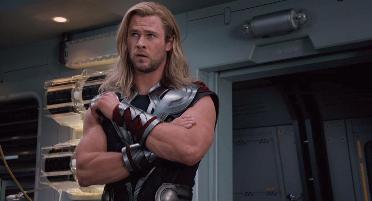 Chris Hemsworth se ha encargado de darle vida a Thor en las cintas de Marvel Studios. Foto: Twitter @thorofficial