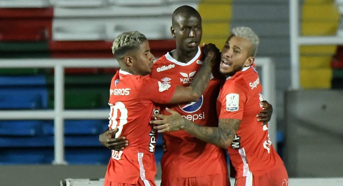 Sigue en vivo el juego entre Jaguares y América de Cali. Foto: Twitter Prensa redes Dimayor.