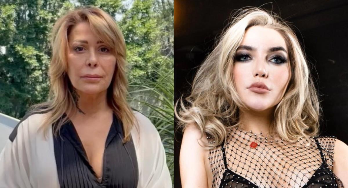 Alejandra Guzmán hizo un llamado a su hija Frida Sofía para buscar ayuda de un terapeuta. Foto: Instagram