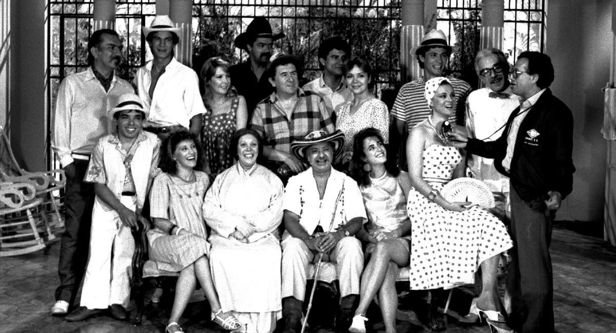 'Caballo viejo', parte del patrimonio de la historia de la televisión colombiana. Foto: Señal Colombia