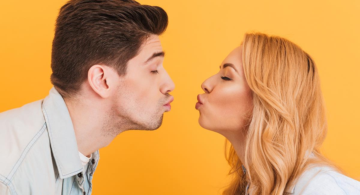 Día Internacional del beso: 5 datos que lograrán sorprenderte. Foto: Shutterstock
