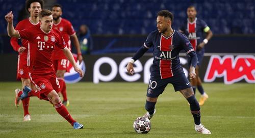 Neymar otra vez en semis con París Saint Germain