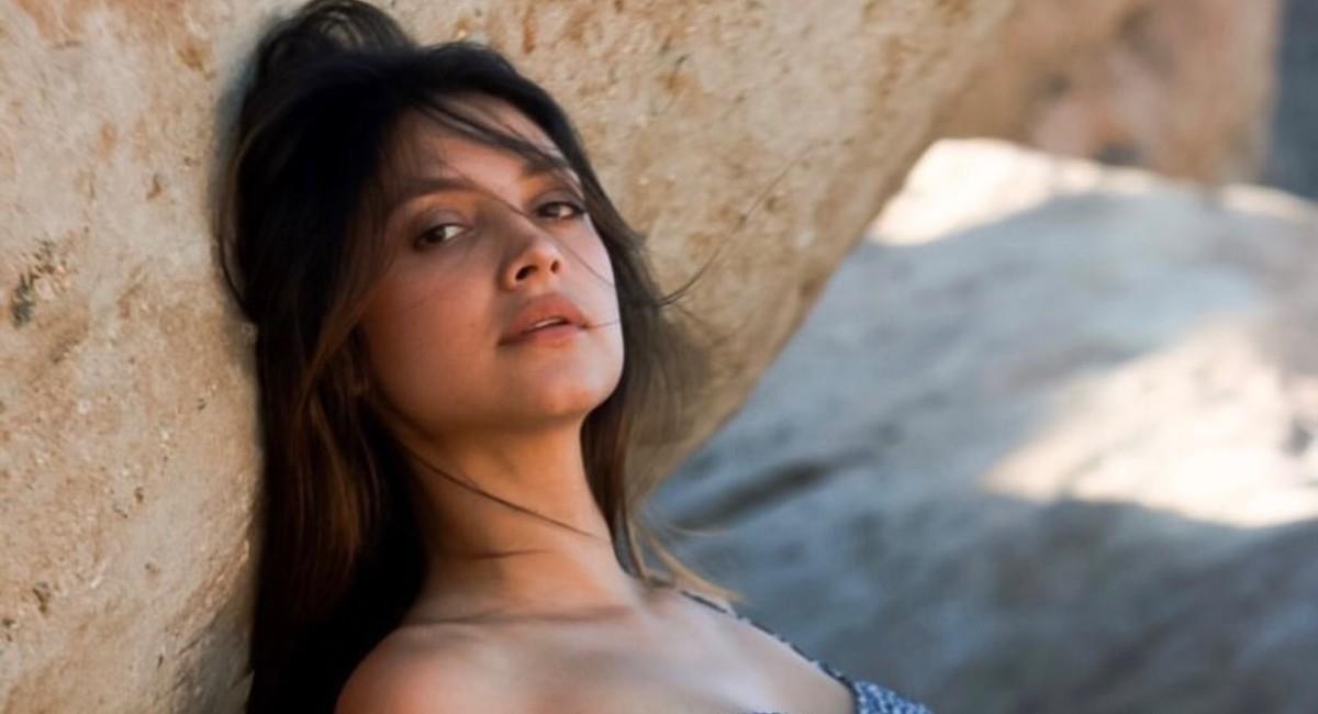 Andrea Muñoz, actriz colombiana que actuará en 'Bullet Train'. Foto: Instagram