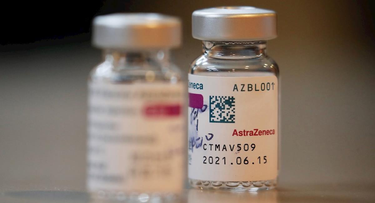 Vacuna de AstraZeneca dejará de ser aplicada en Dinamarca. Foto: EFE