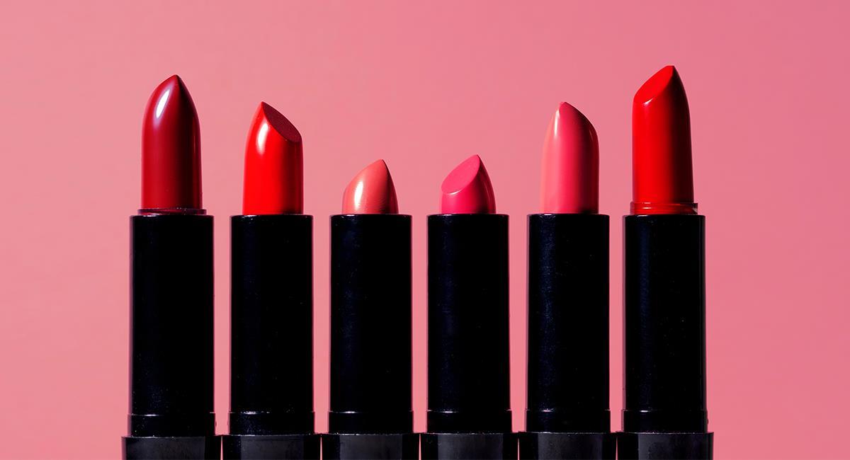 8 cosas que debes tener en cuenta para elegir el labial perfecto. Foto: Shutterstock