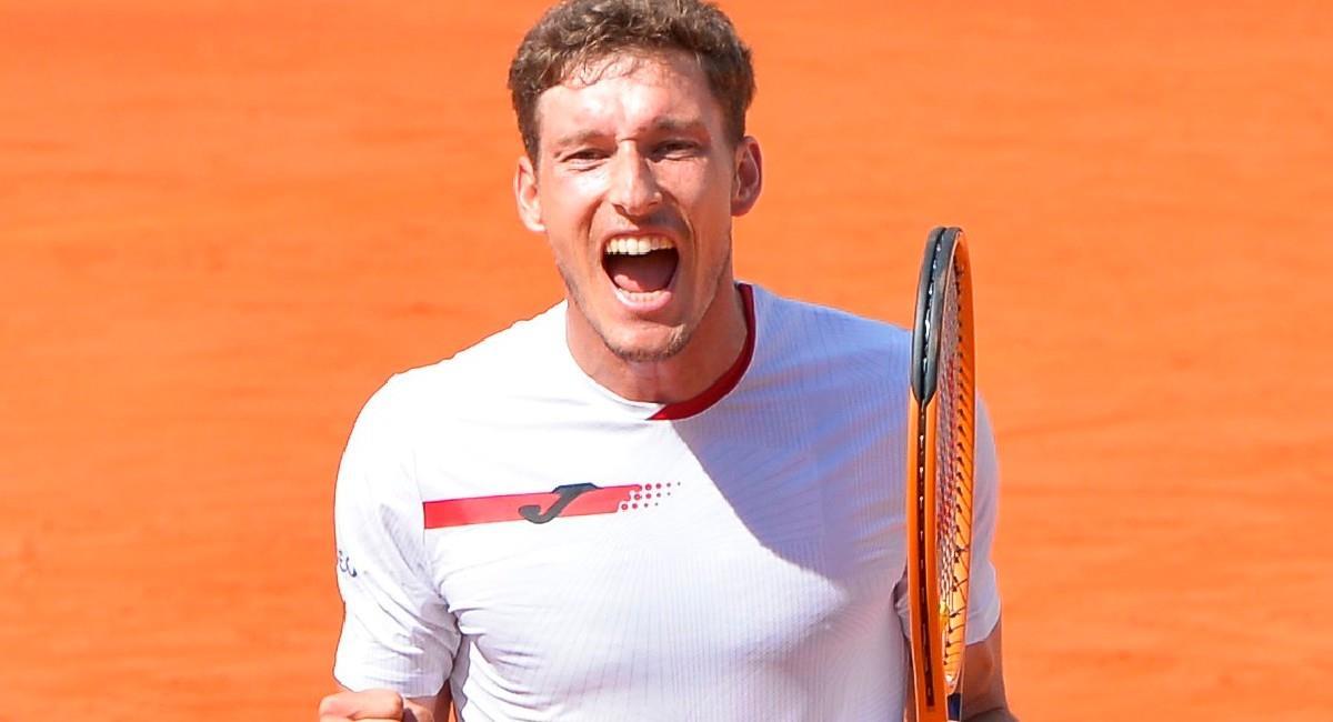 Pablo Carreño, tenista español. Foto: EFE