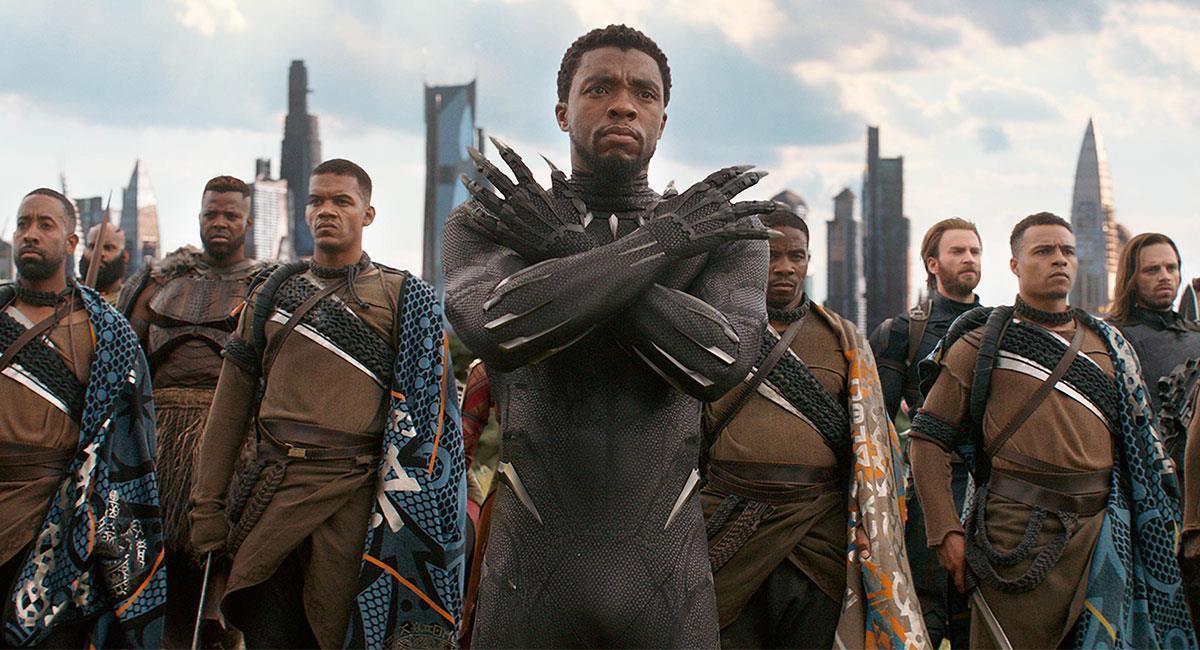 Chadwick Boseman es recordado por su papel de Black Panther en las cintas de Marvel Studios. Foto: Twitter @theblackpanther