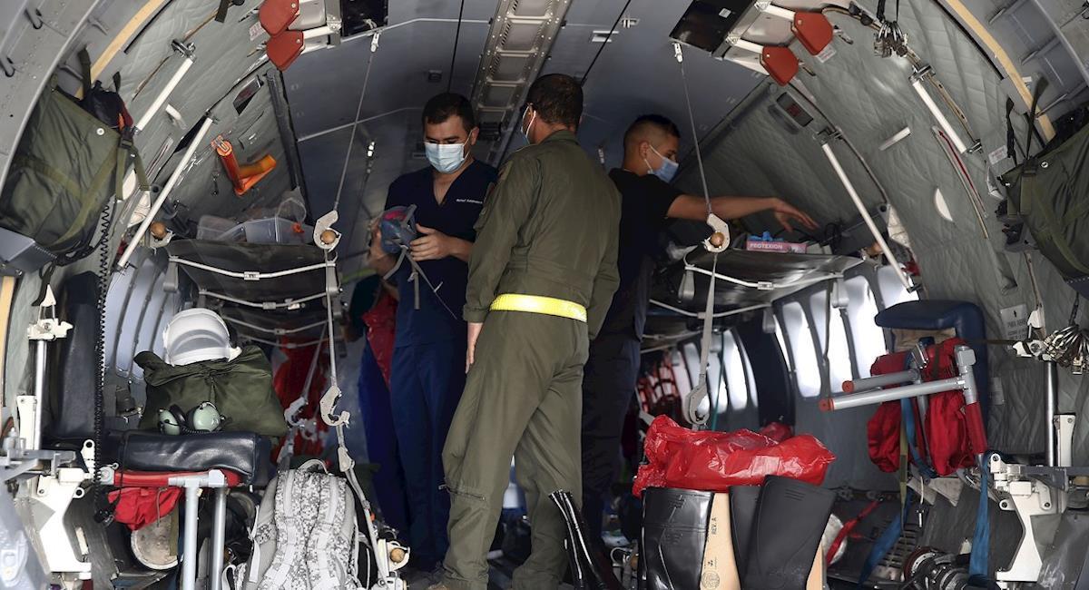 Colombia suma 16.918 nuevos contagios y 380 muertes por COVID-19