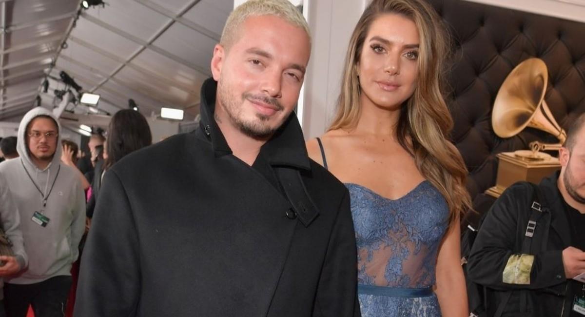 J Balvin y Valentina Ferrer confirman que están esperando a su primer hijo. Foto: Instagram
