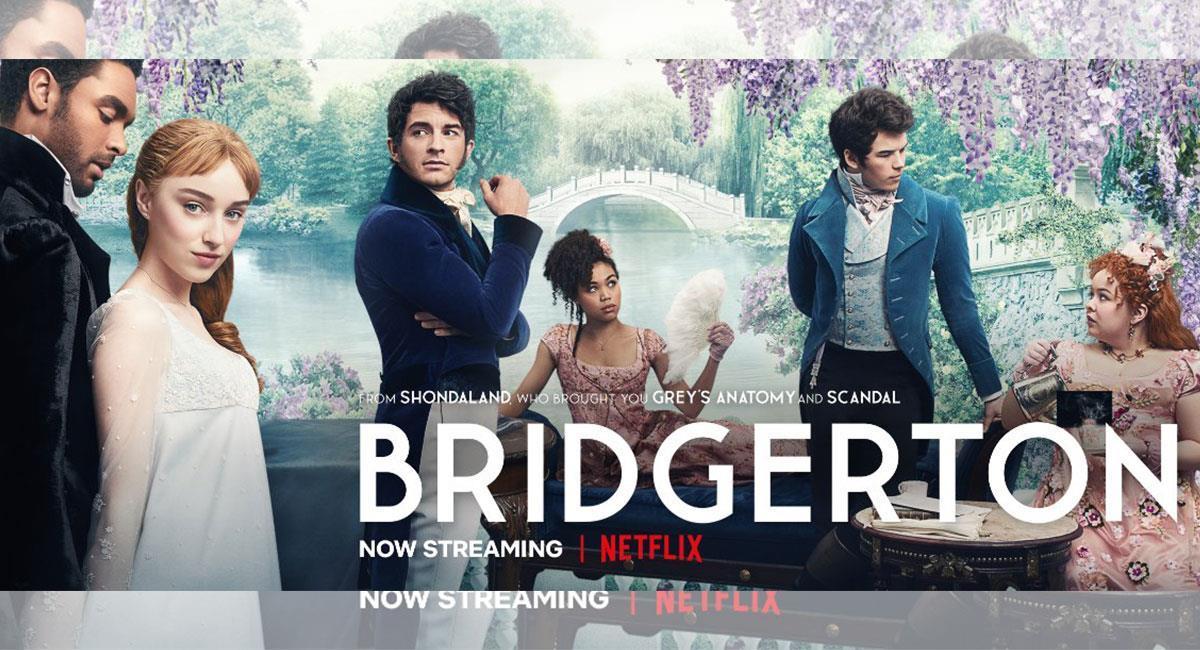 """""""Bridgerton"""" tendrá una tercera y cuarta temporada tras su éxito en Netflix. Foto: Twitter @bridgerton"""