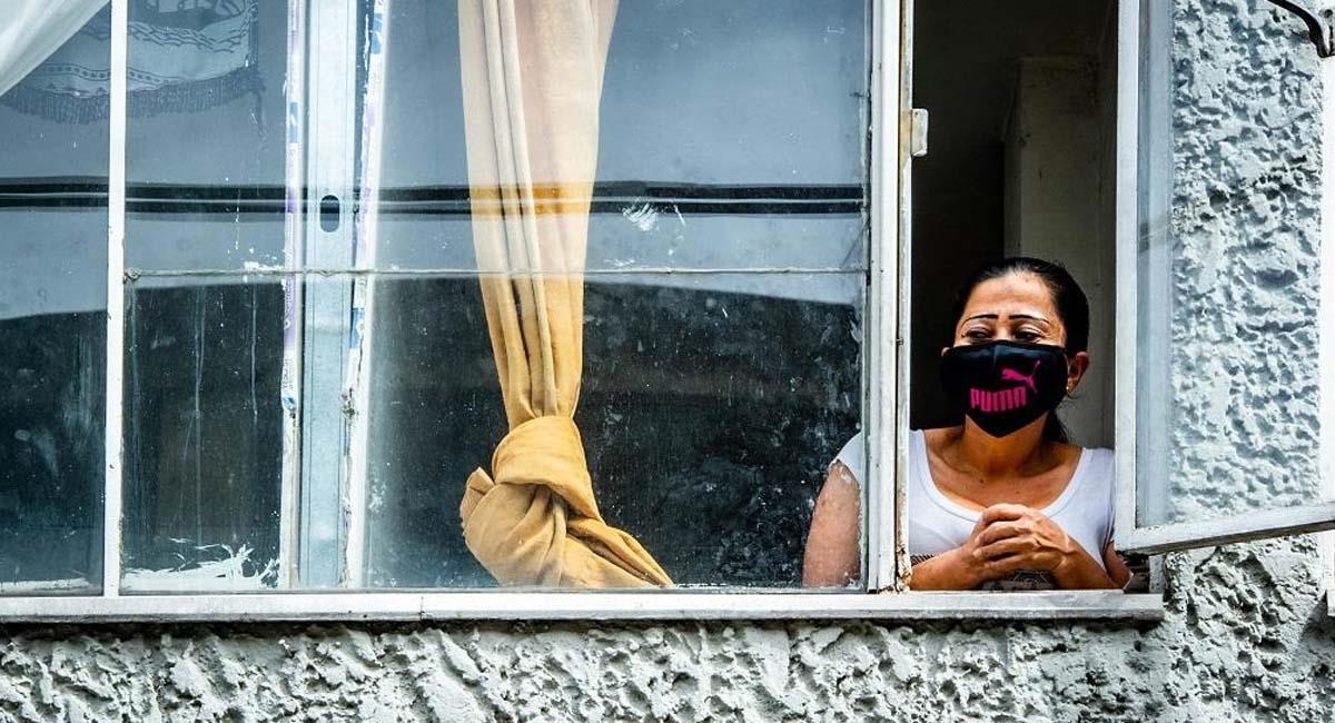 Las personas con pico y cédula deberían quedarse en su casa. Foto: Alcaldía de Bogotá