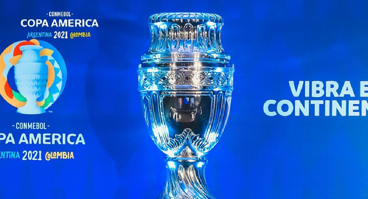 La realización de la Copa América todavía es una incertidumbre. Foto: Twitter @CopaAmerica