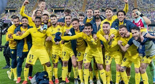 Resultados Europa League Partido Villarreal Dinamo Zagreb Carlos Bacca