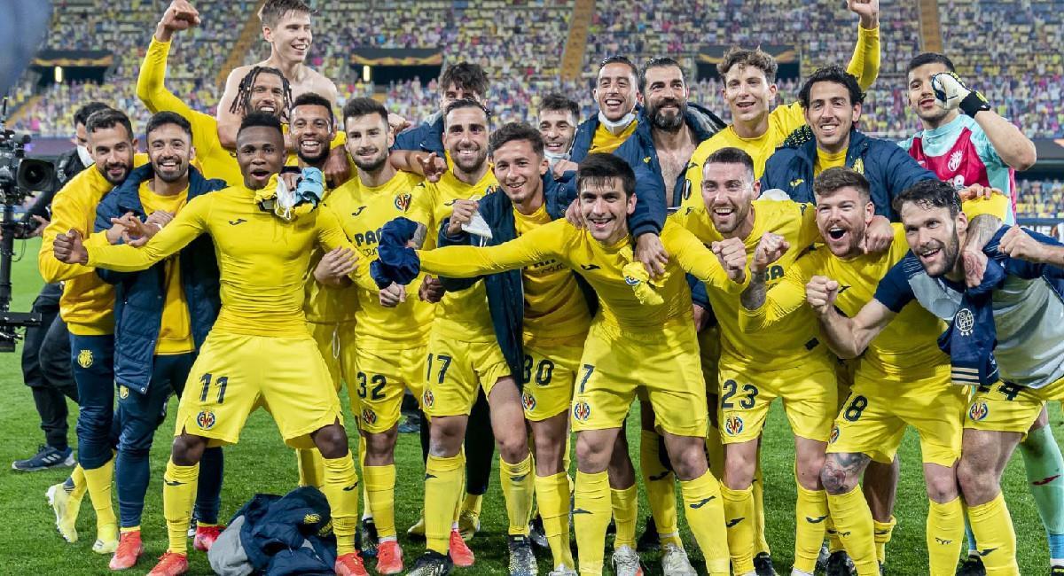 Villarreal jugará semifinales de Europa League ante Arsenal. Foto: Twitter @VillarrealCF