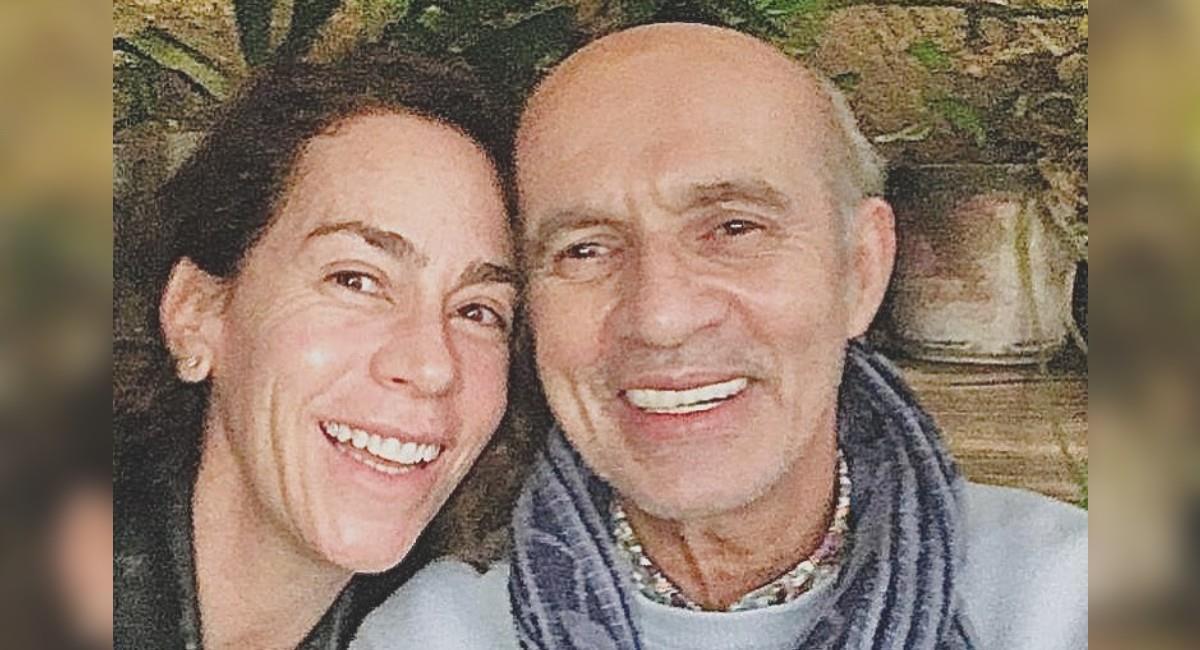 Colegas y seguidores llenan a la pareja de mensaje de apoyo deseando su pronta recuperación. Foto: Instagram
