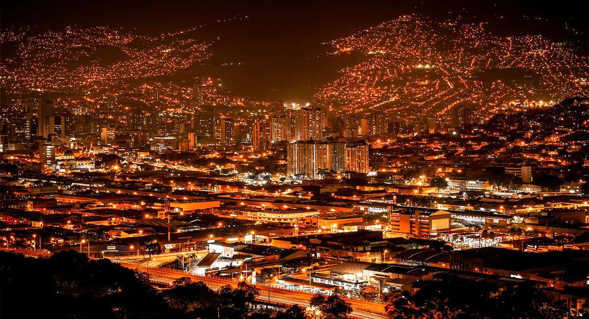 Medellín, la hermosa ciudad colombiana. Foto: Pexels (Clive Kim)