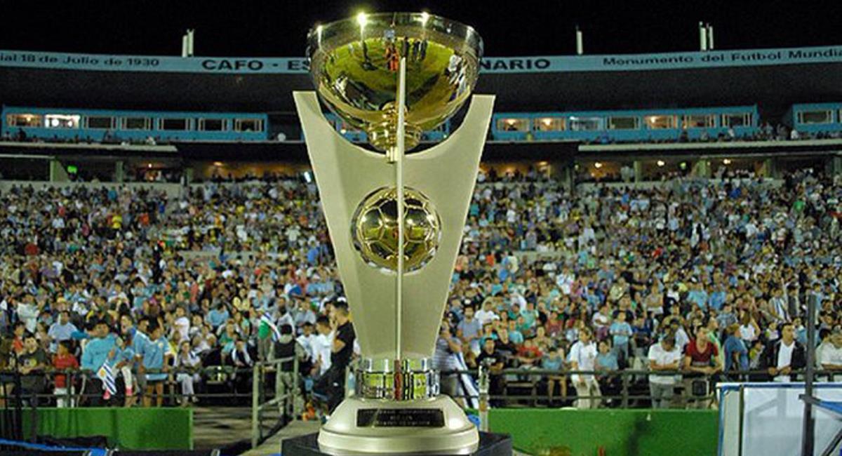 Colombia realizará el Campeonato Sudamericano Sub 20 de 2023 y Venezuela hará lo propio con el de este año 2021. Foto: Twitter @VTVcanal8
