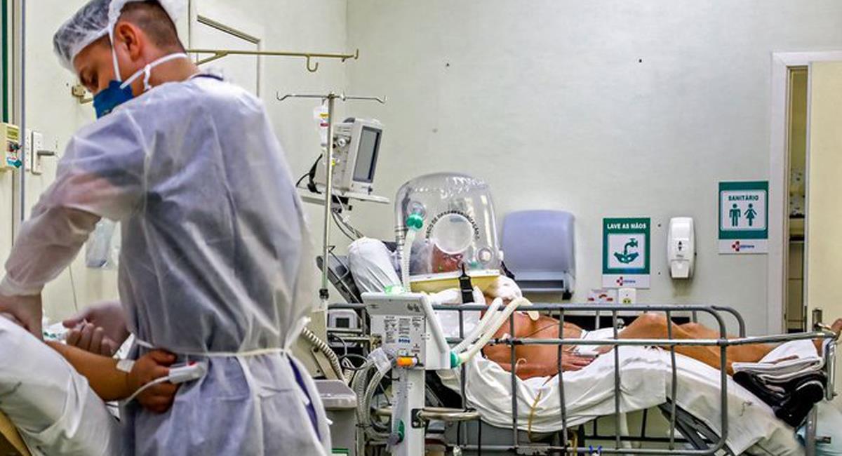 El mundo alcanzó hoy, sábado 17 de abril de 2021, la cifra de 3 millones de víctimas fatales a consecuencia de la COVID-19. Foto: Twitter @prensacom