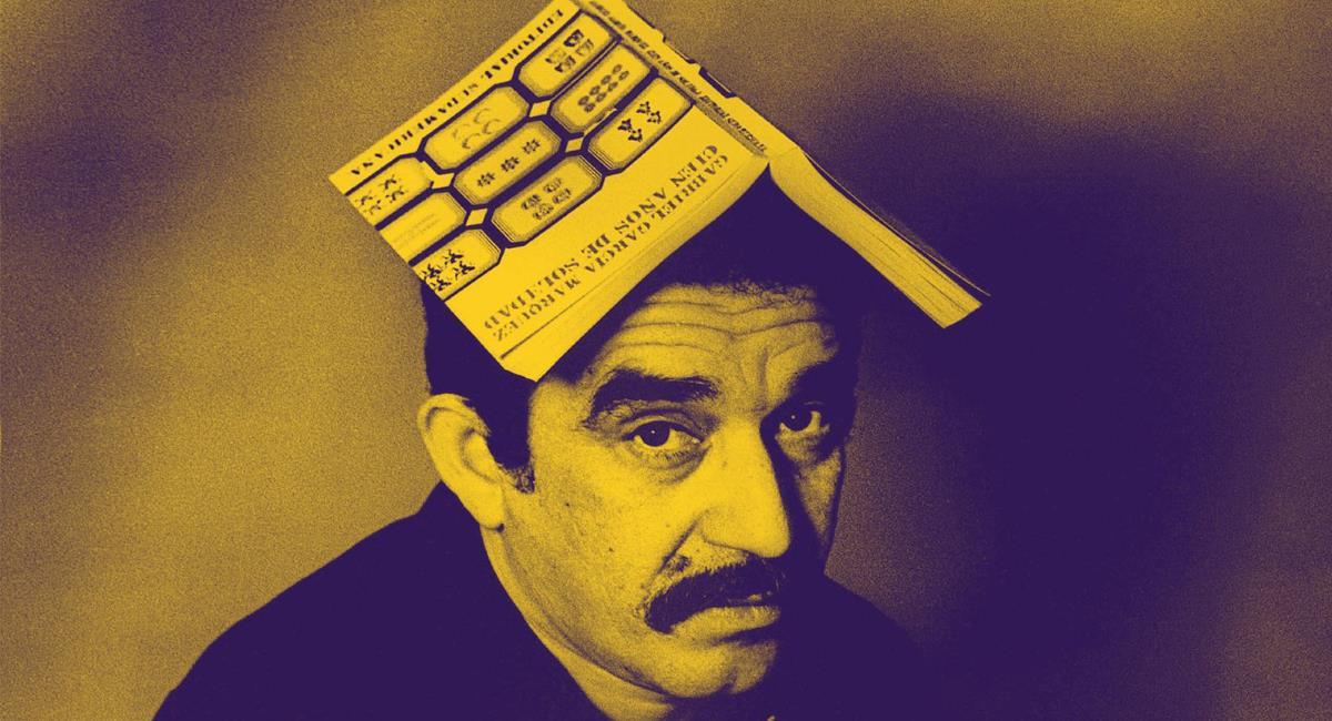 Gabriel García Márquez se destacó como periodista en el diario El Espectador de Bogotá. Foto: Twitter @RAEinforma