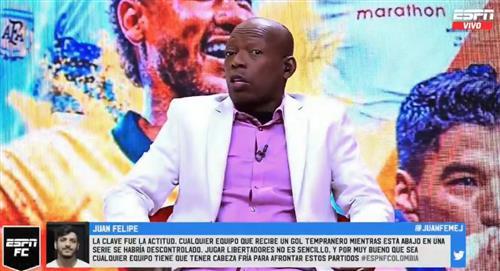 Faustino Asprilla Cancelación Copa América Colombia Pandemia COVID-19