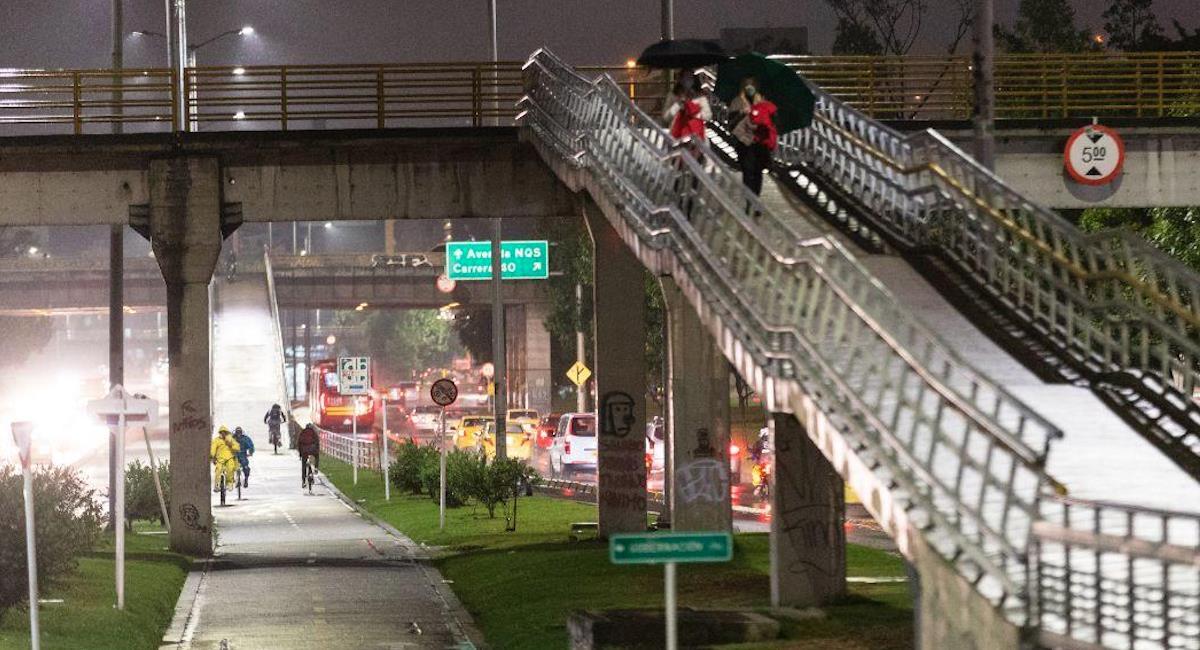 Bogotá entra toma nuevas medidas debido al aumento de la ocupación UCI. Foto: Alcaldía de Bogotá